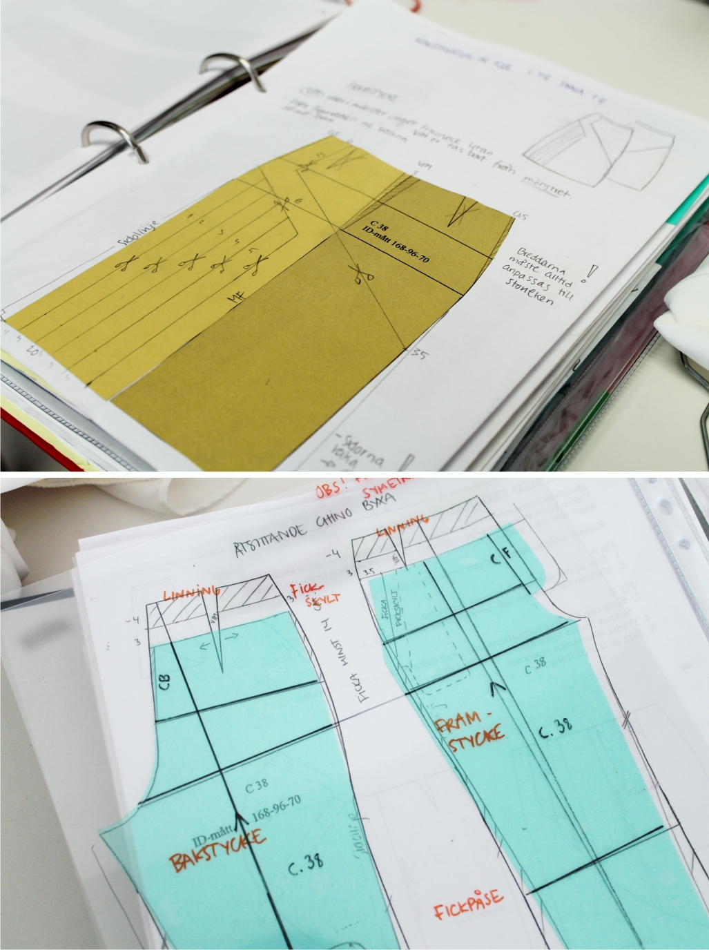 elinsss.com 139 mönsterkonstruktion