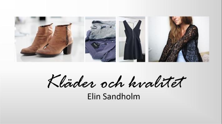 elinsss.com 181a kläder och kvalitet